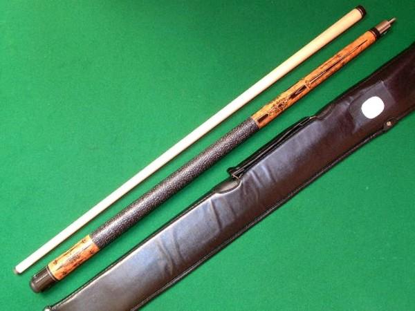 Pro Champ Set - Oriental Wood - C&J Professional - mit Queue & Ersatz-Schaft & Softbag !